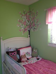 Owl Themed Rooms for Teens | Bedroom Decor Ideas and Designs: Top ...