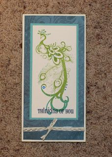 Roxybonds Close To My Heart CTMH consultant : CTMH--- Cards from All You Can Create Class
