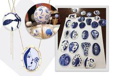 Grifith leva desenhos do artista plástico Florian Raiss para série de joias