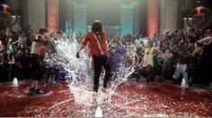 Adam G. Sevani Dancer | cant get enough of water huh??