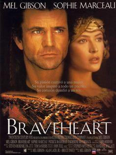 Cartel Español de Braveheart