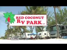 Florida Beachfront RV Resort | Waterfront RV Sites | Fort Myers Beach RV Resort | Beach Rental Homes | Red Coconut RV Park |