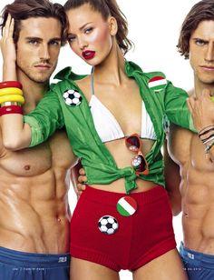 Gol! Jordan & Zac Stenmark Celebrate the World Cup with Vanity Fair Italia image Stenmark Brothers 007 800x1045