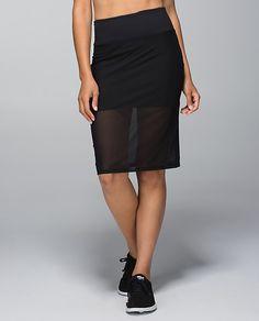 Lululemon Meesh Skirt