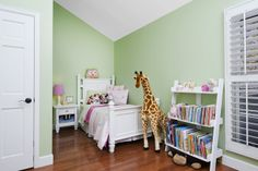 So sweet for a kids' room!