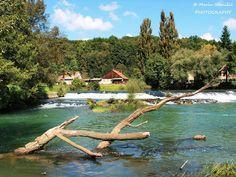 Karlovac, Croatia - River Mrežnica