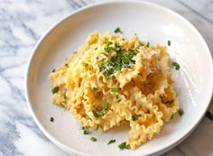 Sea Urchin (Uni) Pasta - dang that's delicious