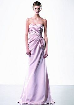 Pleated Satin A-line Backless Lilac Strapless Evening Dress Cute Wedding Dress, Fall Wedding Dresses, Colored Wedding Dresses, Wedding Dress Styles, Bridal Dresses, Wedding Gowns, Prom Dresses, Party Gowns, Dress Prom