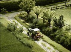 TrainScape: Modellbundesbahn. Muchos paisajes.