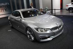 Detroit motor show: BMW 4-series   Autocar