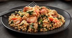 One Pot Chicken and Orzo Recipe (with video) | SimplyRecipes.com
