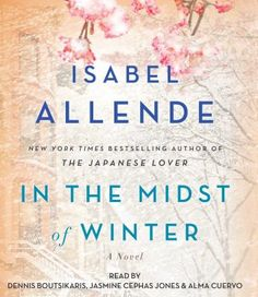 November 8, 2017. In the Midst of Winter by Isabel Allende. http://libcat.bentley.edu/record=b1479819