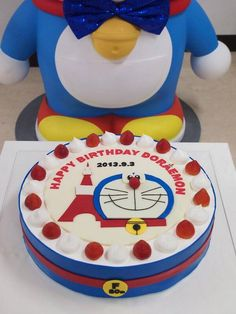 Today is Doraemon's Birthday!!