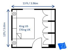 Bedroom Designs King Size Bed bedroom design for king size bed 10 x 14ft. it would be possible