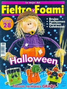 Revistas gratis Fieltro y Foami gratis