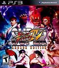 Super Street Fighter IV: Arcade Edition PS3 Playstation 3