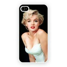 Marilyn Monroe Hard Cover Case iPhone WORLDWIDE SHIPPING!!