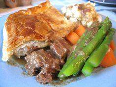 Kittens in the Kitchen: Scottish Scran 4 - Mum's Steak Pie