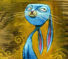 Waldorf auction rabbit by-Brett Superstar