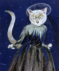 """""""Night Queen (The Enchanted Flute of Wolfgang Amadeus Mozart)"""" par Susan Herbert"""