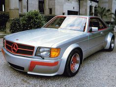 Benny-S Mercedes-Benz 500 SEC Panam