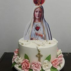 Mary Birthday, Birthday Fun, Birthday Cake, Lady Guadalupe, Mama Mary, Catholic Religion, Mary And Jesus, Holy Mary, Mother Mary