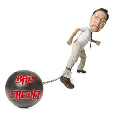 Bad Credit affects a lot your credit score. If you have bad credit repair it as soon as possible.