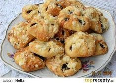 Slovak Recipes, Czech Recipes, Sweet Desserts, Sweet Recipes, Eastern European Recipes, Good Food, Yummy Food, Clean Eating Desserts, Healthy Diet Recipes