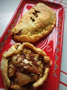 Salted Dulce de Leche Caramel & Spiced Apple Empanadas - Hispanic Kitchen