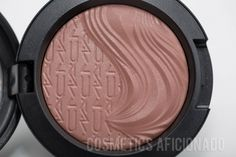 MAC At Dusk In Extra Dimension Blush Review, Swatches, Photos #MACCosmetics #AtDusk #InExtraDimension #makeup #beauty
