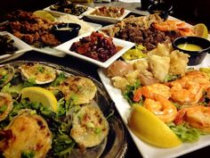10 Seafood restaurants in KY