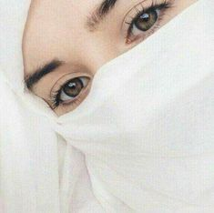 Niqab Eyes, Hijab Niqab, Muslim Hijab, Hijab Chic, Mode Hijab, Beautiful Muslim Women, Beautiful Hijab, Beautiful Eyes, Hijab Wedding Dresses