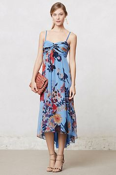 Pavani Maxi Dress  #anthropologie