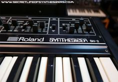 The Roland SH-2