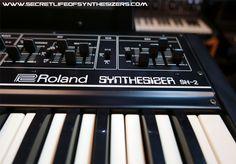 The Roland SH-2