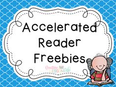 Creative Lesson Cafe: A is for Accelerated Reader~ Ideas and Freebies Ar Reading, Reading Help, First Grade Reading, Reading Centers, Reading Skills, Teaching Reading, Reading Games, Teaching Ideas, Learning