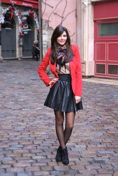 La jupe de Bons Baisers d'ailleurs ! :)