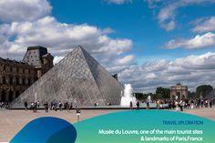 Ini adalah salah satu tempat wisata terkenal di Paris,Perancis yang menyimpan lukisan yang paling terkenal di dunia. Tempat ini bernama Museum Louvre. Siapa yang tahu lukisan apa yang dipajang di dalam museum ini?    *as posted on XL Rame