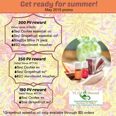 May 2015 Promotion   Essential Oil Obsessed
