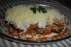 Musaka Carne Picada, Arabic Food, Empanadas, Mashed Potatoes, Grains, Healthy Recipes, Healthy Foods, Salsa Bechamel, Ethnic Recipes