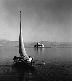 Herbert List - Bourtzi Island, off Nauplia, 1936.