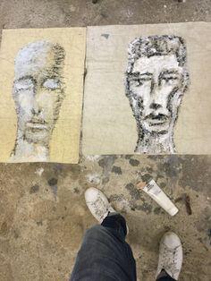 Mart Visser Artwork  Atelier Tourrettes sur Loup 2018