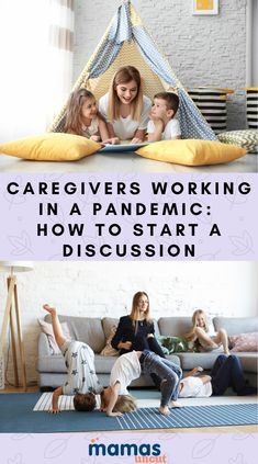 Caregivers working under the state of the current pandemic may find themselves stressed, but we have resources for you to start a discussion with your employers.