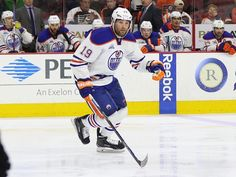 Oilers Hand Patrick Maroon Chance of A Lifetime - http://thehockeywriters.com/oilers-hand-patrick-maroon-chance-of-a-lifetime/
