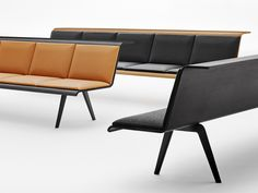 Arper presents brand new products designed by Lievore Altherr Molina