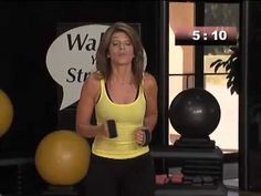Walk away the pounds with Leslie Sansone - 3 Mile Weight Loss Walk Walking Training, Walking Exercise, Walking Workouts, Easy Workouts, At Home Workouts, Walking With Weights, Leslie Sansone, Youtube Workout, 30 Minute Workout