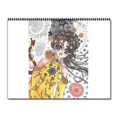 manga calendar