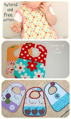 Homemade Baby Gifts sewing