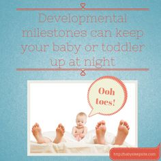 3 Ways Your Baby Learning To Sleep Is Like Learning To Walk #baby #sleep