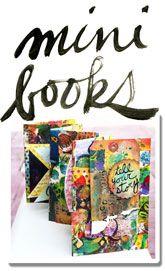 Art Journal Mini Books